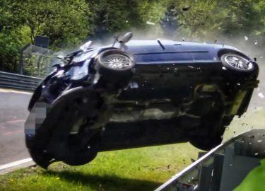 Nürburgring crash