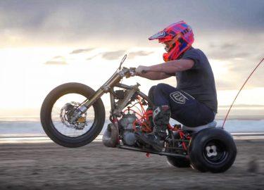300cc Drift Trike Strand