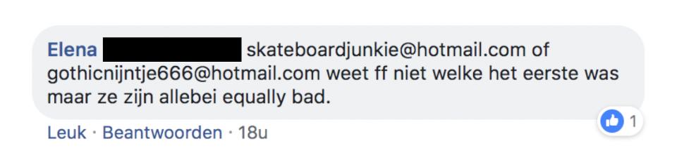 e-mail e-mailadres mail