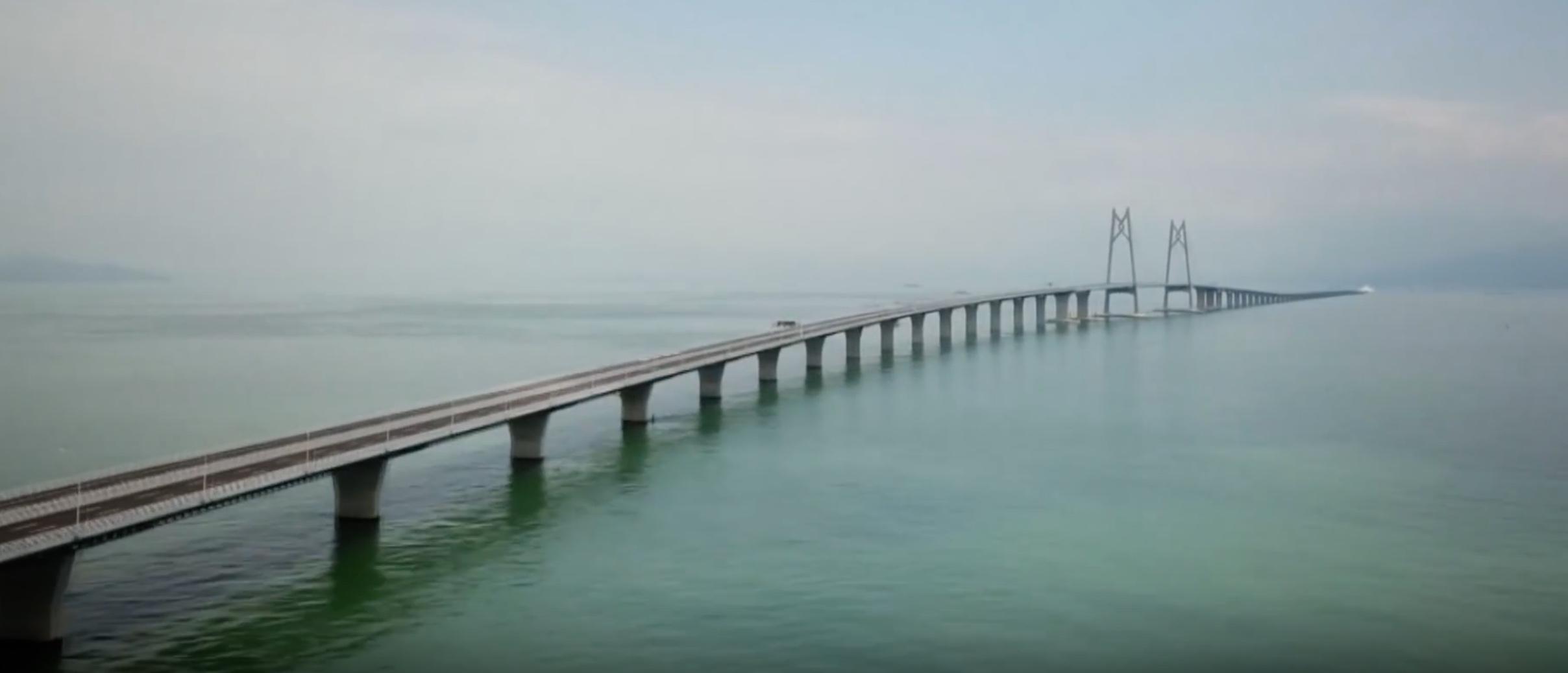Chinese zeebrug