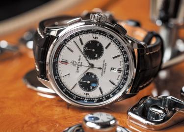 Breitling Horloge Premier Collectie