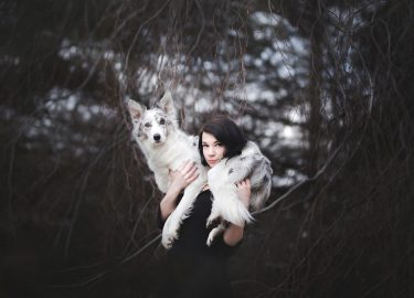 Honden natuur
