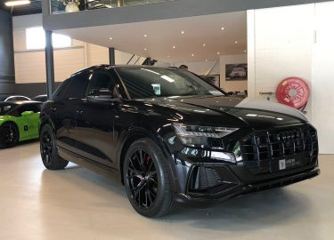 Audi Q8 Bizzey