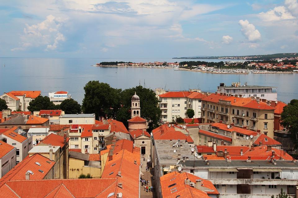 Zadar mooiste steden