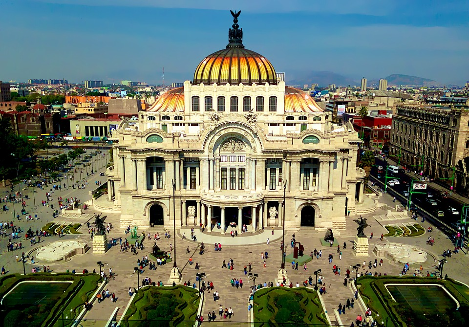 Mexico City mooiste steden