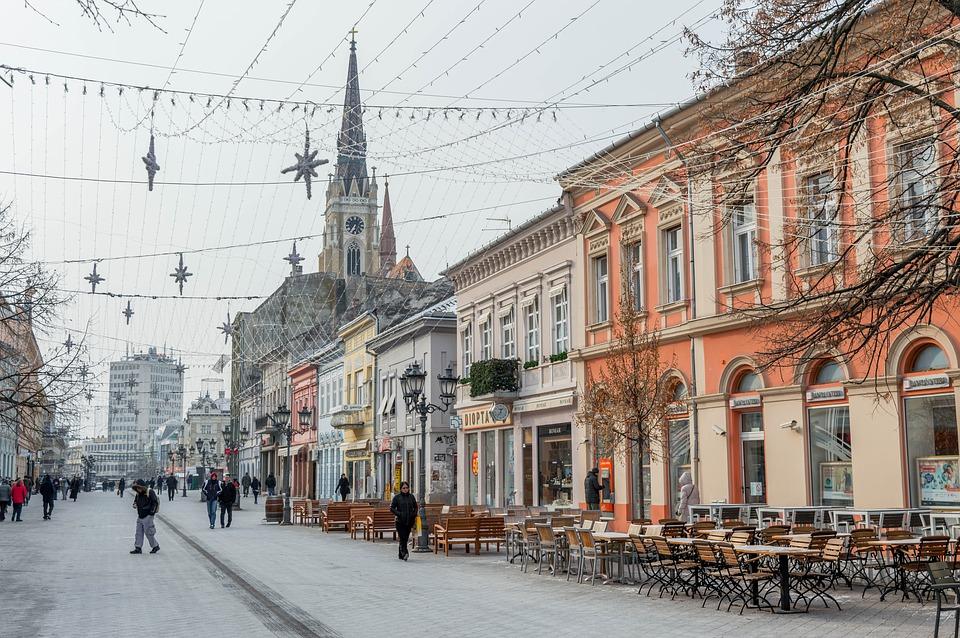 Novi Sad mooiste steden