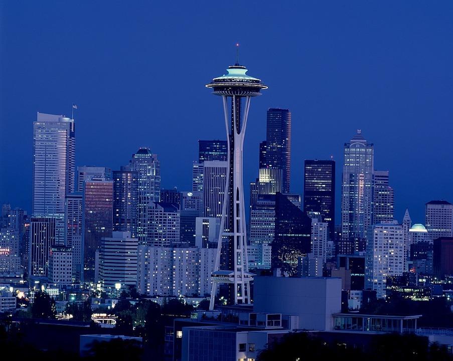 Seattle mooiste steden