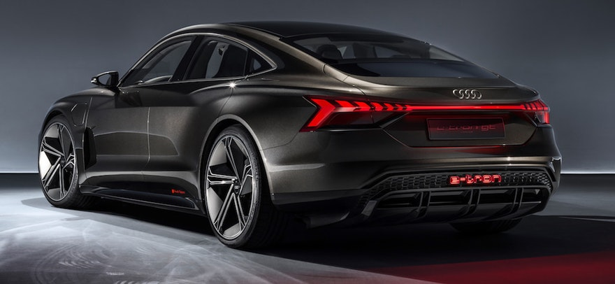 De Audi E Tron Gt Is De Meest Sexy Elektrische Auto Tot Nu Toe Fhm