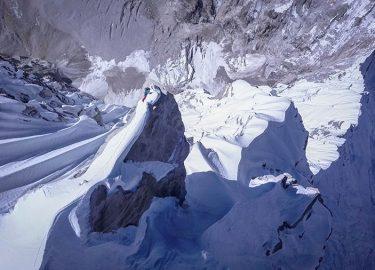 berg bergbeklimmen nepal