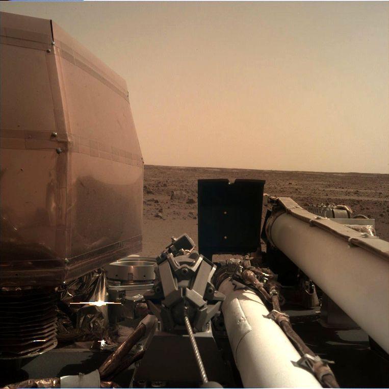 Nasa Mars planeet marslander
