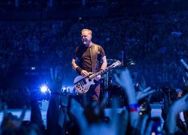 Metallica boek