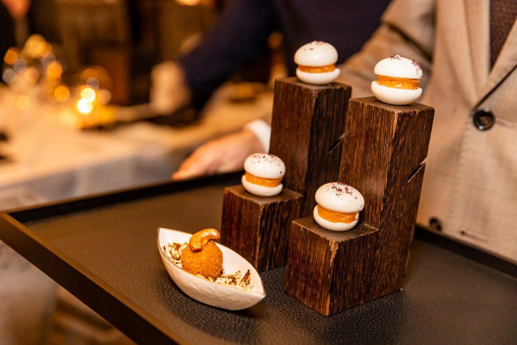 Beste restaurant van Nederland Armand de Brignac
