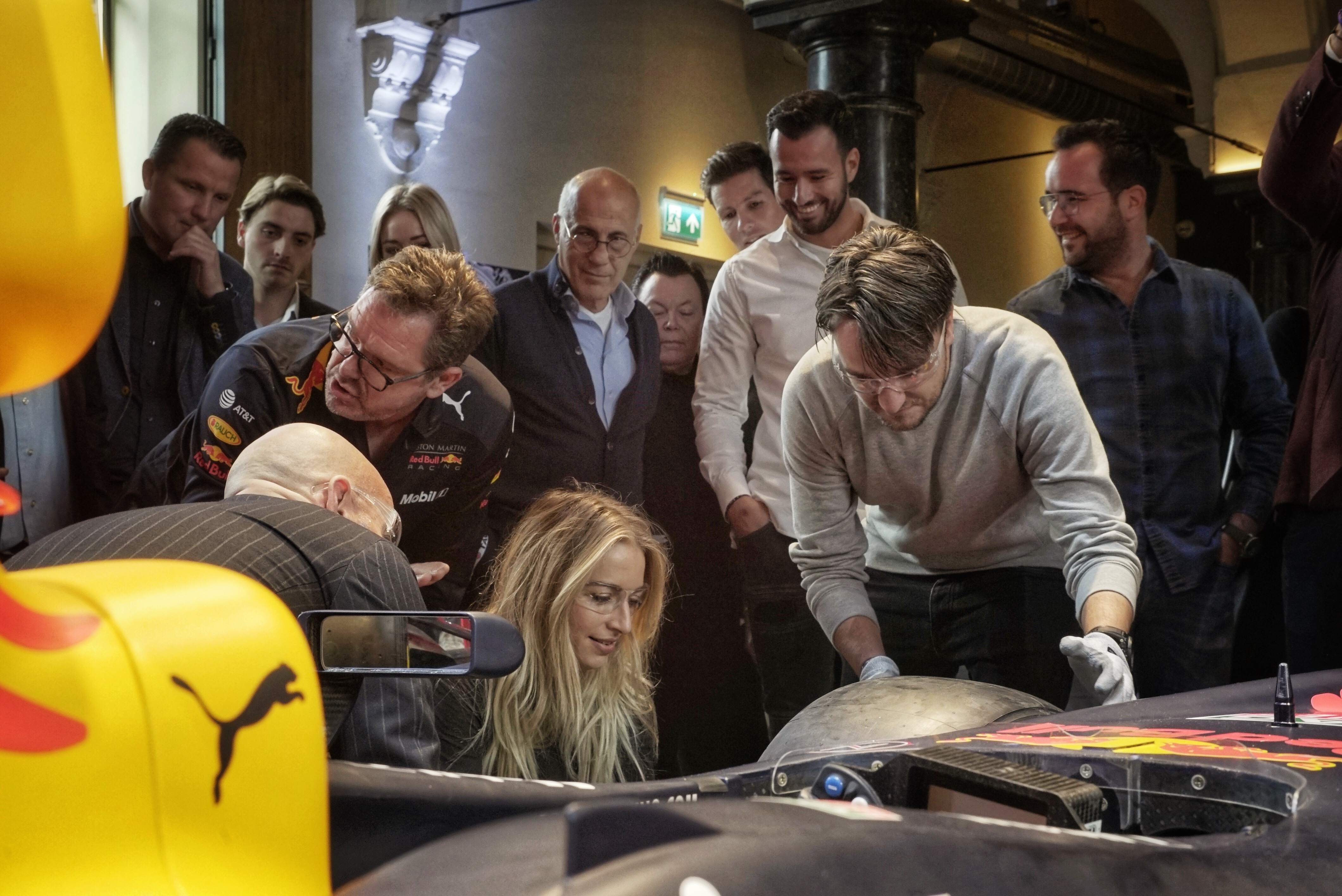 Formule 1 Max Verstappen horloge TAG Heuer
