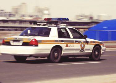 politieachtervolging