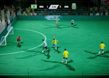 Voetbalgames