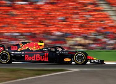 Formule 1 Zandvoort Max Verstappen Circuit