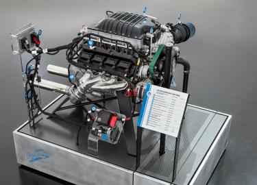 Motorblok V8 1000 pk MOPAR