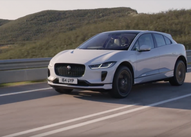 Jaguar I-Pace wagenziek