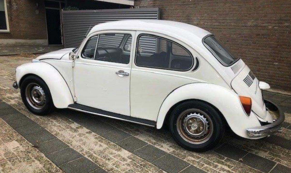 Volkswagen kever eerste auto