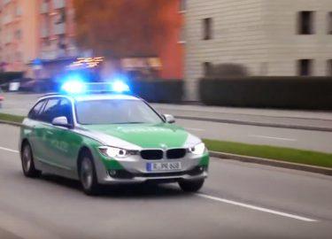 rijbewijs politie politie Duits