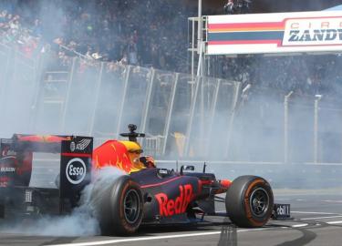 Formule 1 Grand Prix Zandvoort Max Verstappen