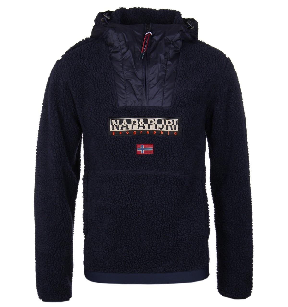 Winterkleding hoodie