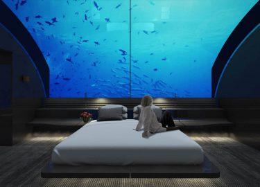 Onderwaterhotel