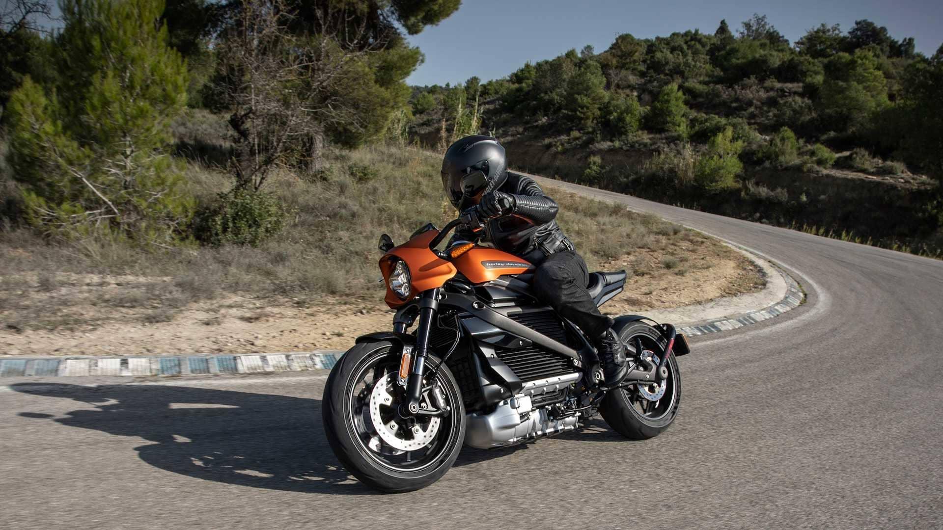 Deze Elektrische Harley-Davidson 'LiveWire' Mag Er Best