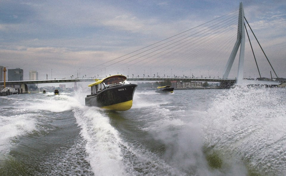 Tips Rotterdam watertaxi