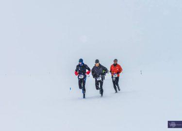 Antarctic Ice Marathon Antarctica