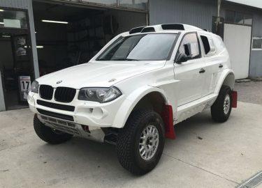 BMW X3 CC Dakar-auto