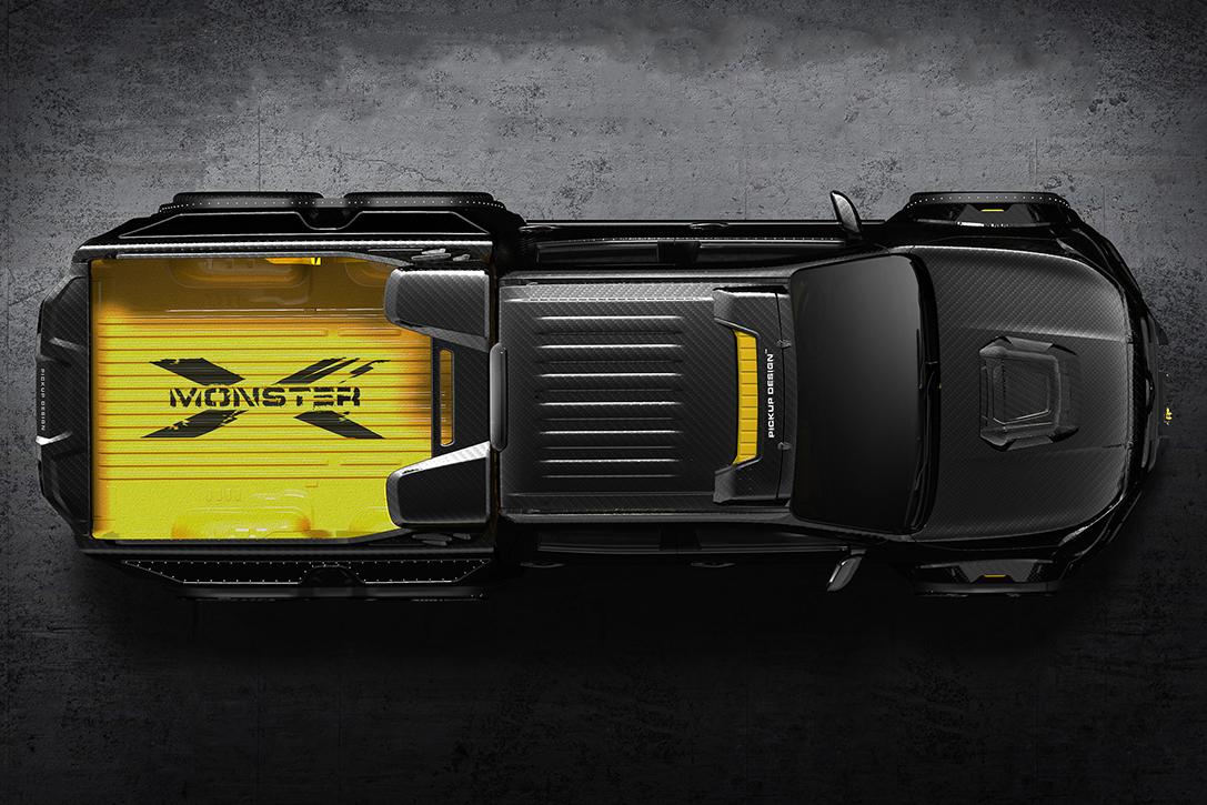 Mercedes-Benz X-Klasse 6x6 Carlex Design