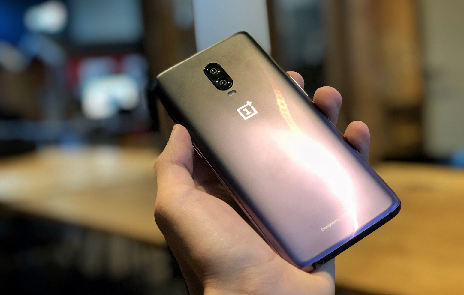 OnePlus 6T review test