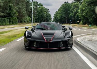 Ferrari verzamelaar