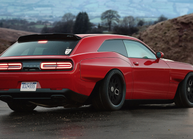 Dodge Challenger SRT Demon Shooting Brake