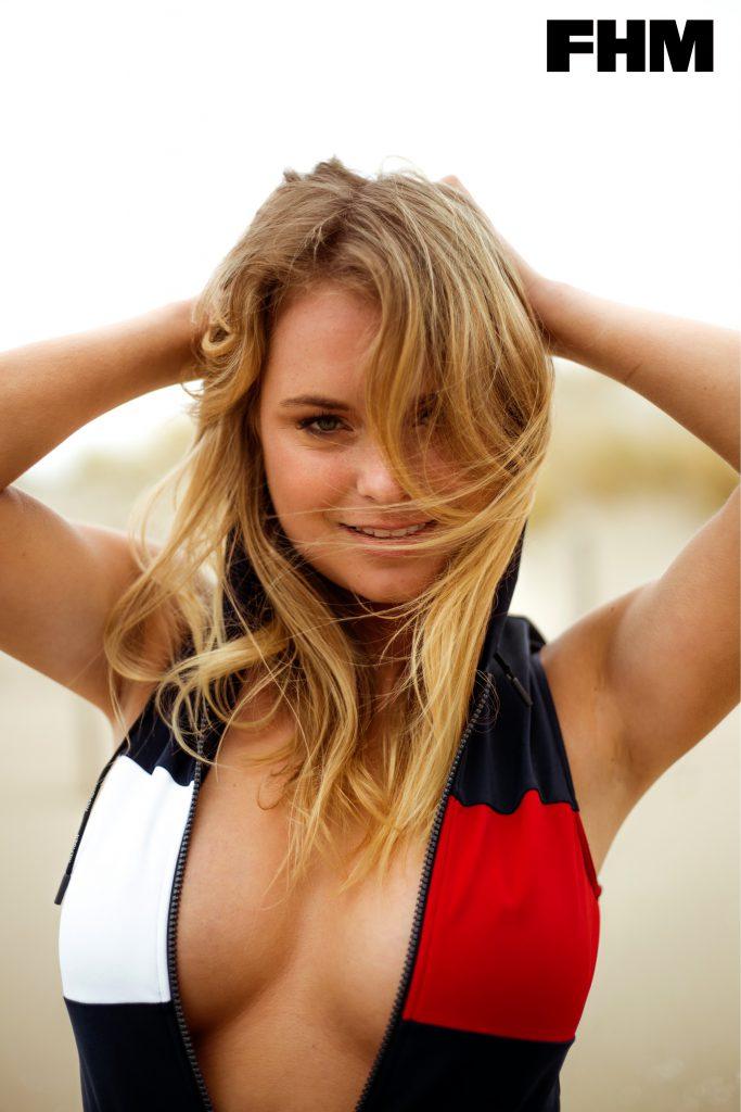 FHM Shoots: Dumpert-ster Sylvana IJsselmuiden - FHM