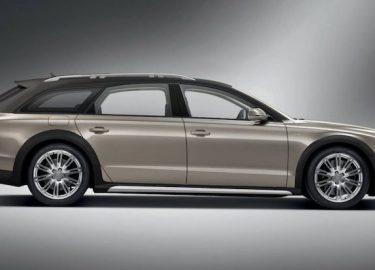 Audi A8 Avant Allroad