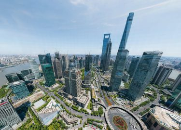 gigapixel foto shanghai