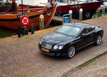 auto autoverzekering Bentley Continental