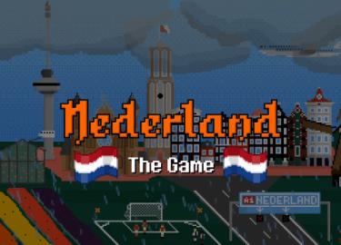 Nederland The Game De Speld