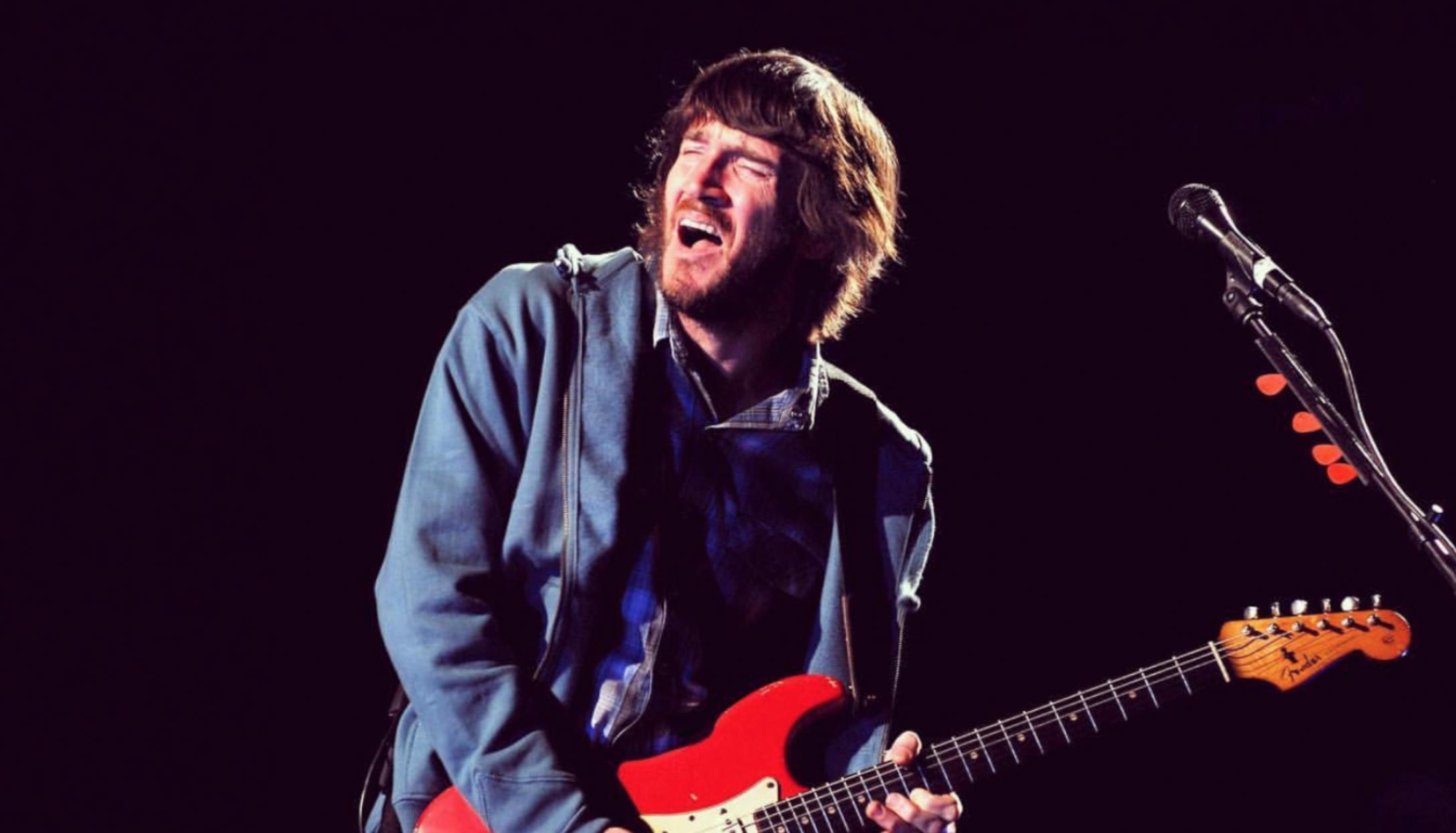 John frusciante tattoo arm