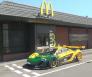 McLaren P1 GTR McDonald's