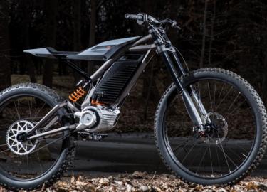 Harley Davidson e-bikes