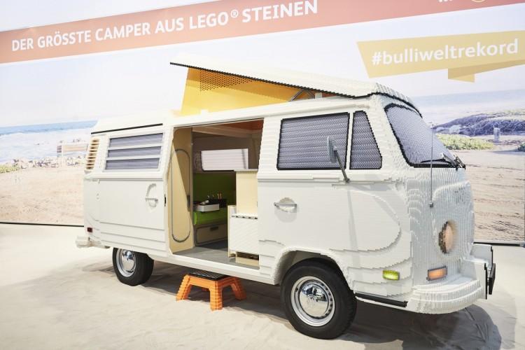 Foto's: Volkswagen Bedrijfswagens
