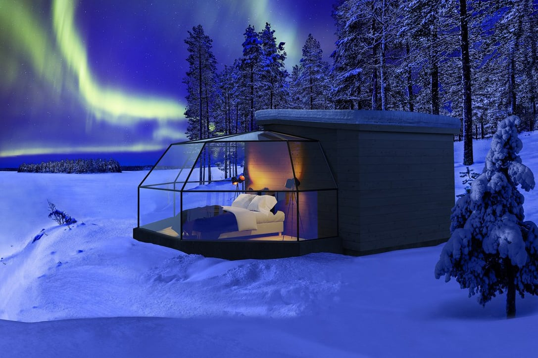 Foto: Arctic Fox Igloos