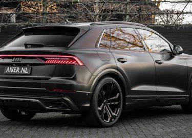 Audi Q8 Giel de Winter