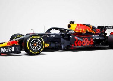 F1-auto van Max Verstappen