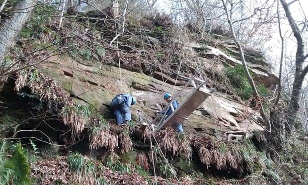 klimmers archeologen