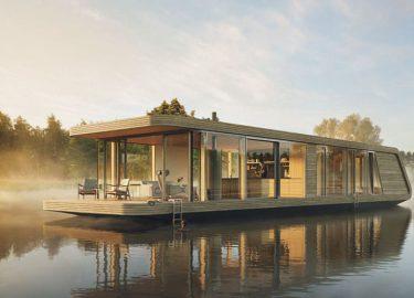 Nature Cruiser Houseboat