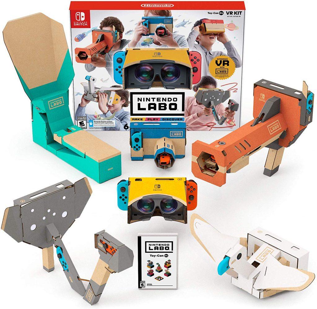 Nintendo Toycon 04 VR Full-Kit